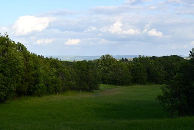 Views from Manoir de Malagorse   www.rachelphipps.com @rachelphipps