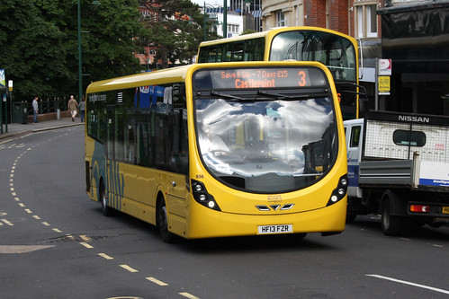 Yellow Buses 856 HF13FZR