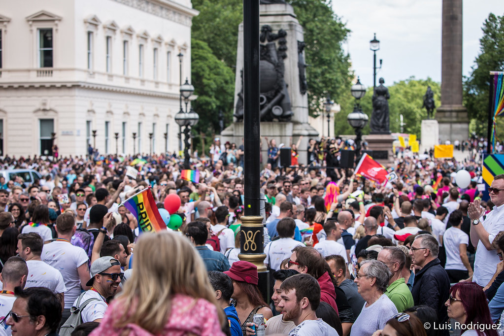 Pride 2016 in London-17