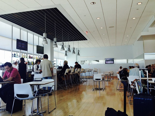 San Diego International Airport (SAN) Airspace Lounge