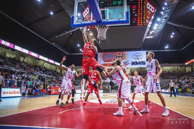 betFirst Liège Basket | 80- 91 | Antwerp Giants