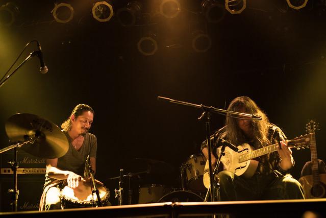 100 FEET live at Club Mission's, Tokyo, 30 Jun 2016 -00020