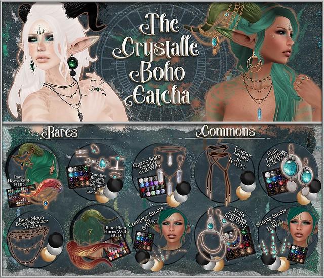 Crystalle Gatcha - Epiphany