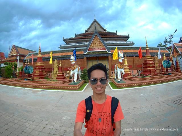 marxtermind at Wat Preah Prom Rath