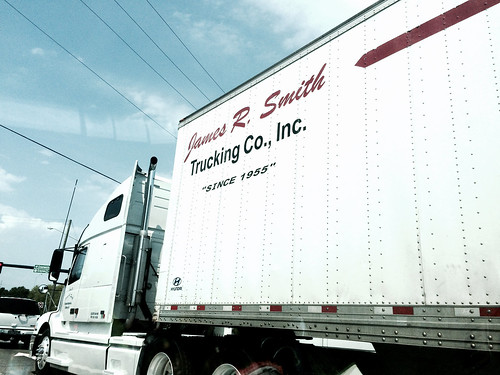 James R Smith Trucking Co. (June 25 2015)