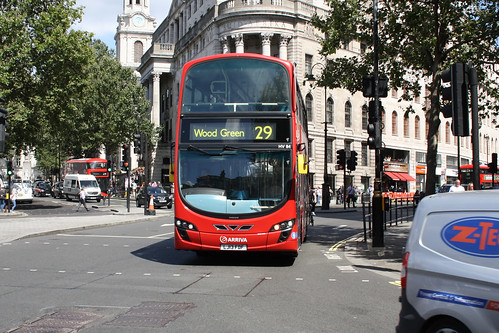 Arriva London North HV84 LJ13FDF