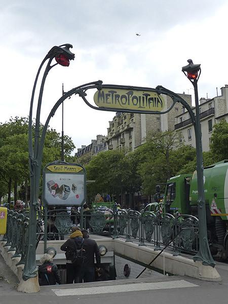 métro saint marcel