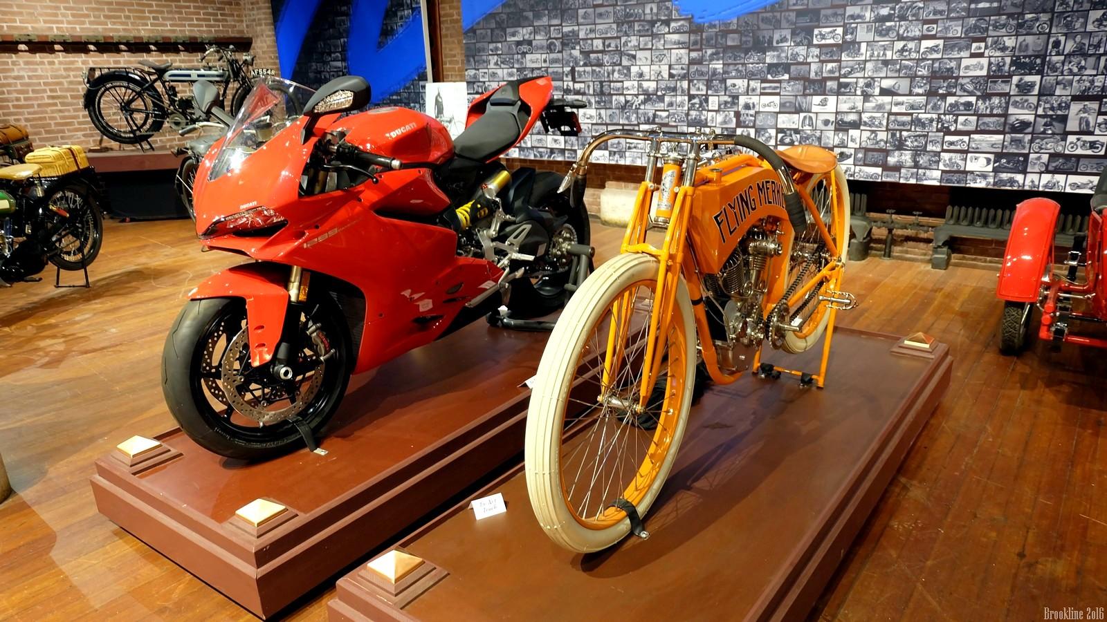 Larz Anderson Auto Museum, Brookline, MA, USA