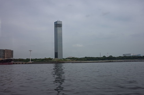 Chiba port tower Chiba Central Port area 05