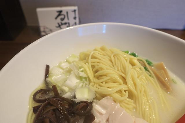 麺やハレル家 5周年感謝祭 名古屋コーチン白湯そば_04