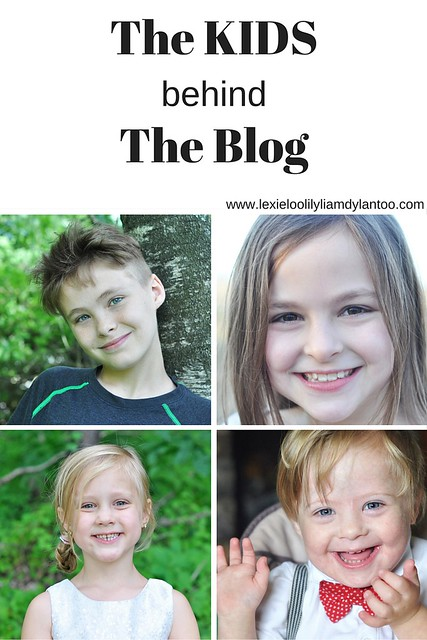 The KIDS behind the blog