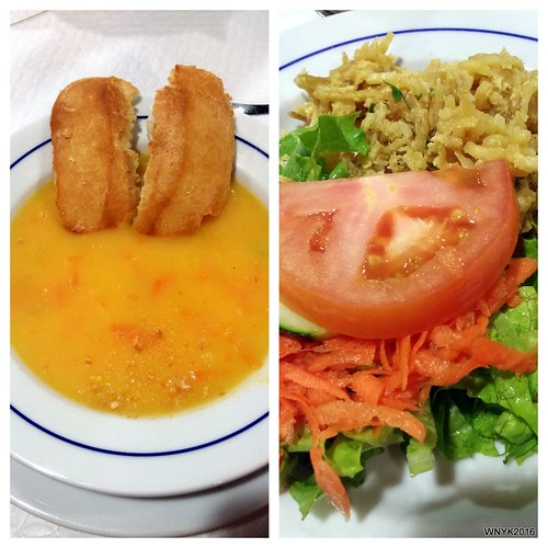 Portugese Dinner