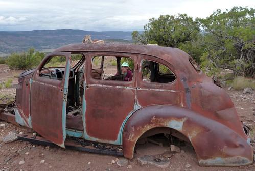 Car carcass