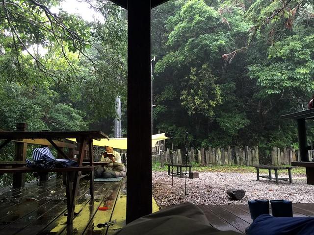2晚的營地