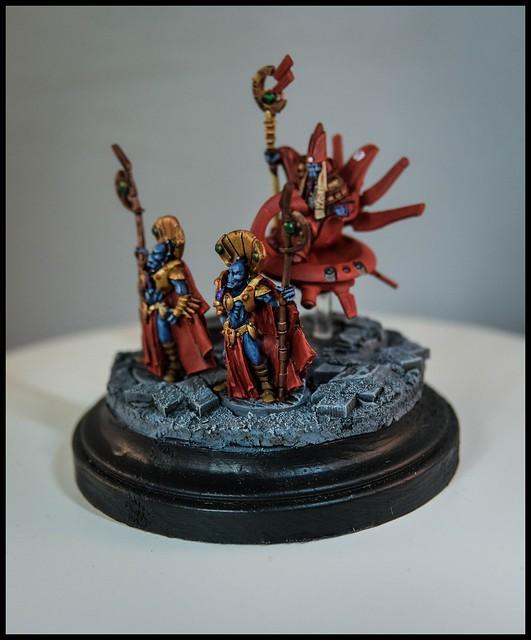 Aun'Va & Ethereal Guard