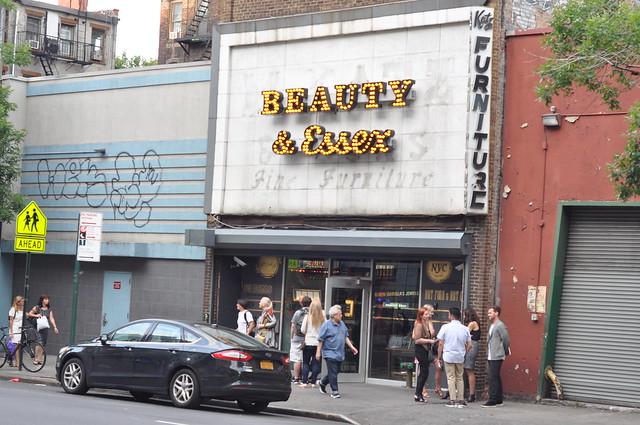 Beauty & Essex by Pirlouiiiit 09072016