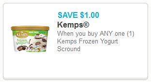 Kemp's Frozen Yogurt