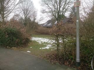 Ehemaliger Spielplatz an der Paul-Gerhardt-Straße in Roxel