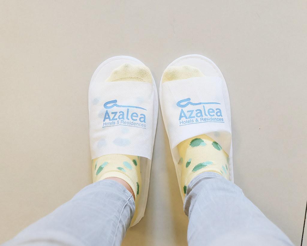 azalea baguio review