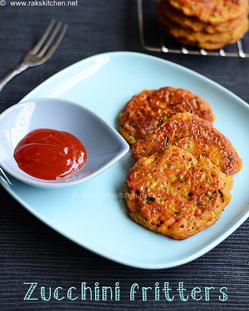 zucchini-fritters
