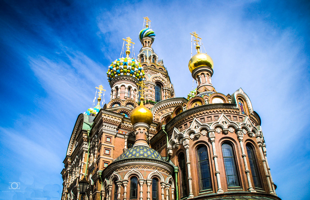Church of Our Savior on Spilled Blood II - Saint Petersburg