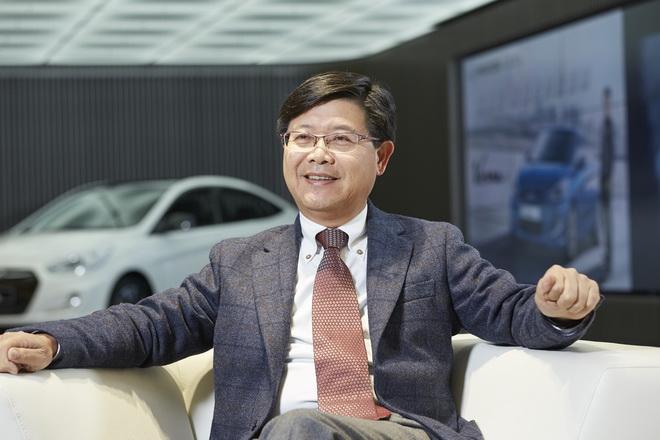 南陽實業總經理魏國志 鼓勵以小跑步態度勇於挑戰職場