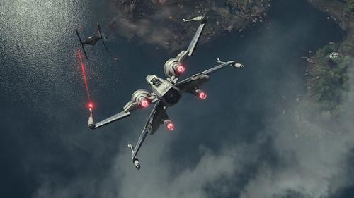 Star Wars - Episode VII - The Force Awakens - screenshot 27
