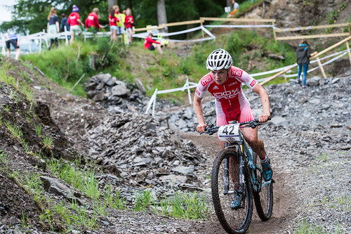 British Cycling MTB Cross-country Series round four, June 12 2016 - Elite Women