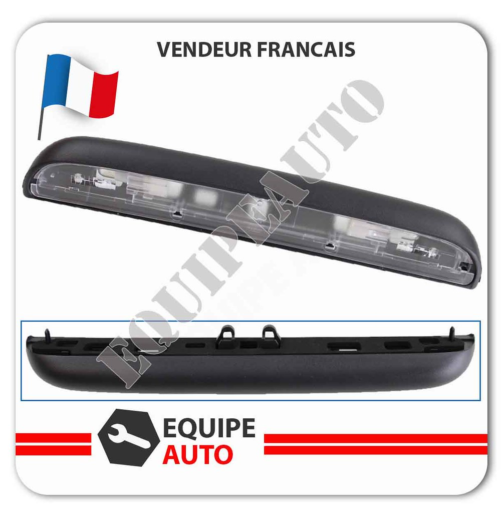 support d ampoule pour plaque immatriculation arri re renault kangoo 8200103260 ebay. Black Bedroom Furniture Sets. Home Design Ideas