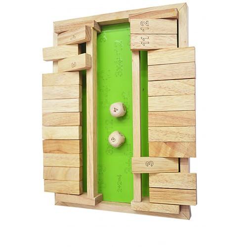 Đồ chơi gỗ - dạy làm toán -  Đấu trường số học 1