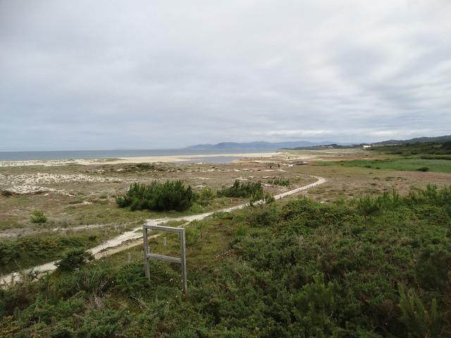 Laguna de Xuño en Porto do Son