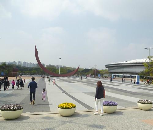 C16-Seoul-Parc Olympique-Entree (4)