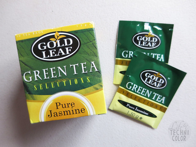 Gold Leaf Tea