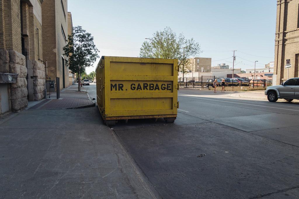 Mr Garbage