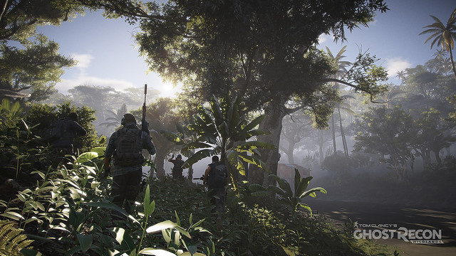 Ghost Recon Wildlands, PS4