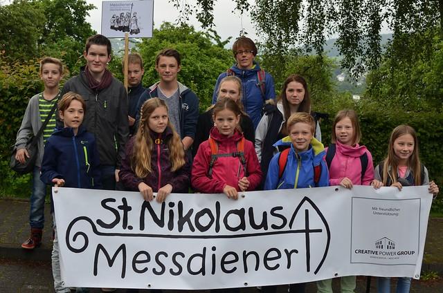 3. Nordwestdeutsche Ministrantenwallfahrt 2016