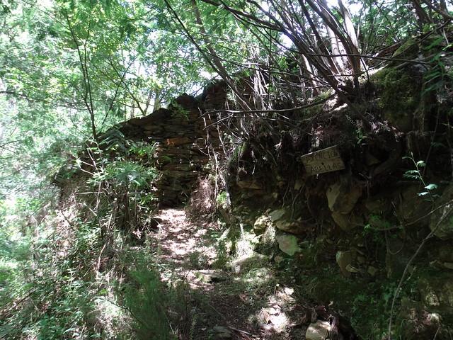Alvariza en el PR-G 193 Ruta do Val de Quiroga