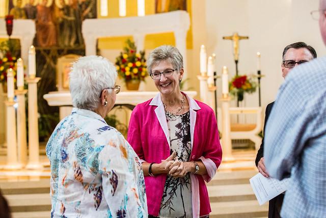 2016 Mass and Feast of Saint Ignatius Faculty & Staff Picnic