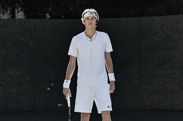 Zverev Wimbledon outfits