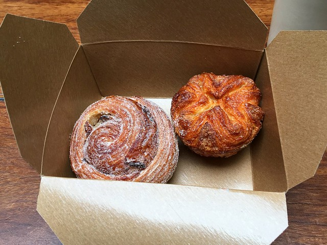 Morning Bun and Kouign Amann
