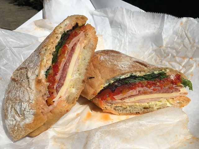 The #1 Italian combo - Lucca Delicatessen