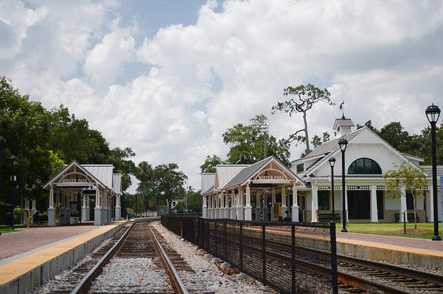 winter park train station
