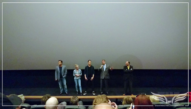 The Establishing Shot: THE NICE GUYS SHANE BLACK INTRODUCES THE NICE GUYS WITH, JOEL SILVER , MATT BOMER, ANGOURIE RICE & RUSSELL CROWE