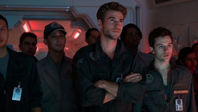 Liam Hemsworth Independence Day