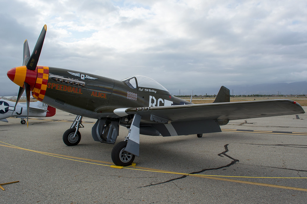 P-51 Mustang (P.O.F. #36)