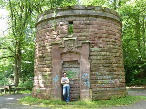 Hasenbergsteige Hasenbergturm 1