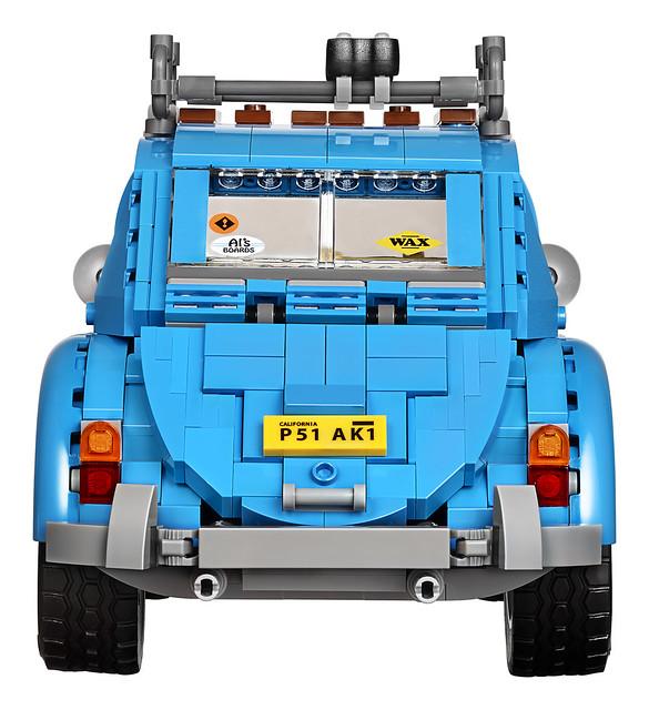 lego volkswagen beetle instructions