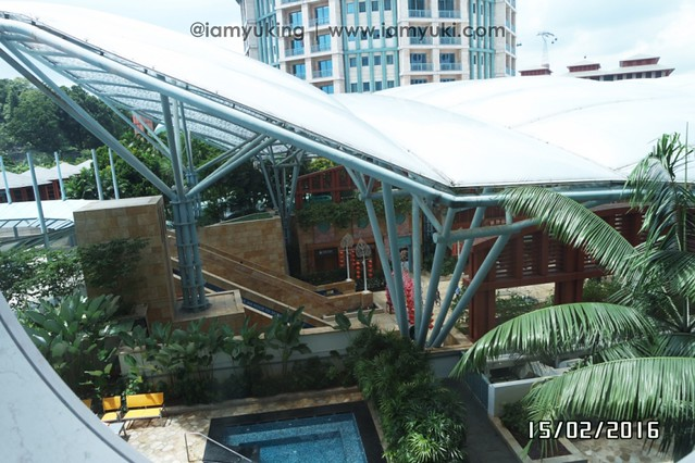 Singapore Sentosa07Hotel Michael Review