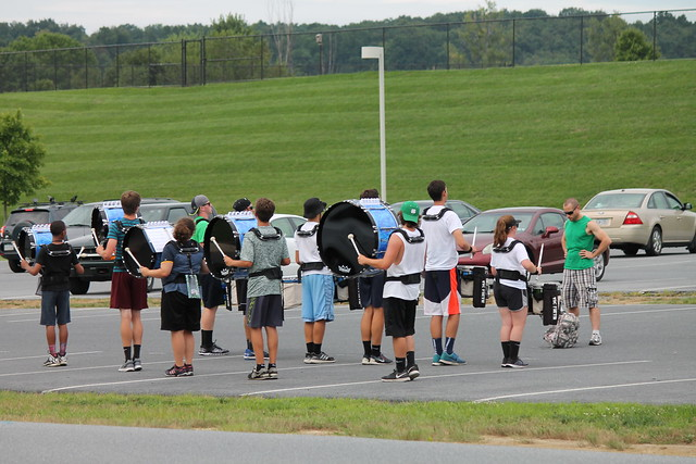 2016 MB Band Camp