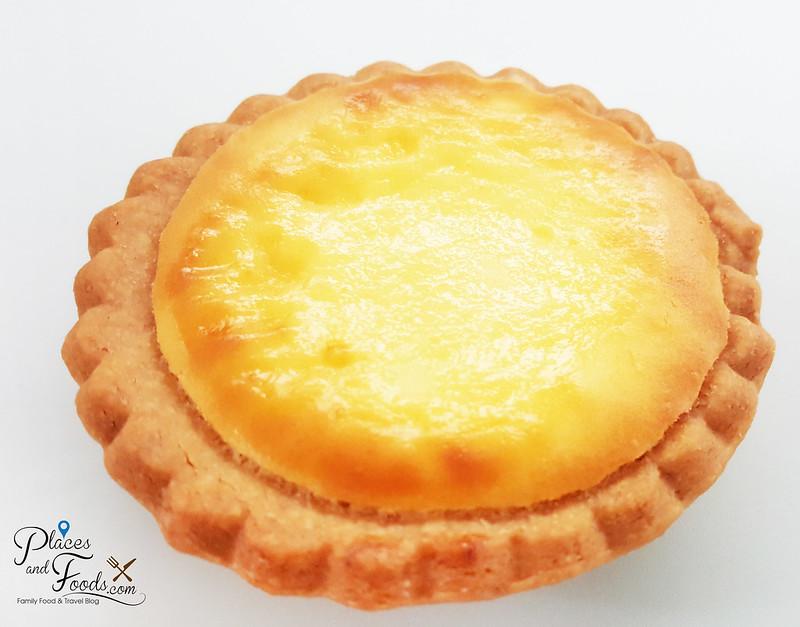 lavender hanjuku melting cheese tart size